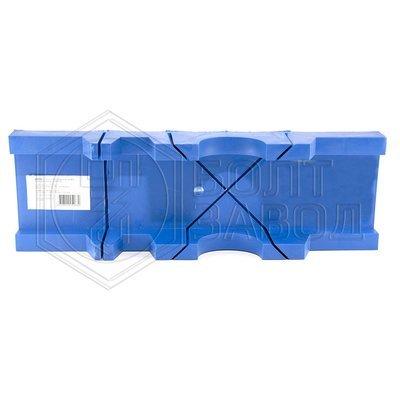 Стусло 295*65 мм пластиковое 3 угла для запила