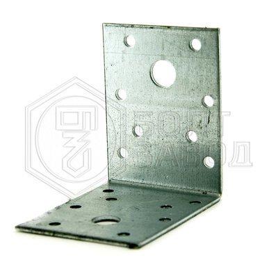 Уголок перфорированный 90 90 65 толщиной 2 мм