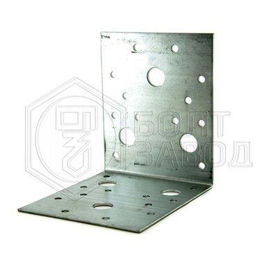 Уголок перфорированный 105 105 90 толщиной 2 мм