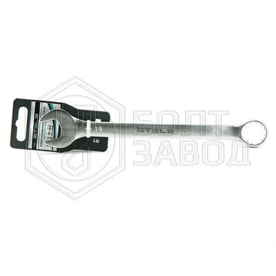 Ключ комбинированный фирмы STELS размером 19 мм