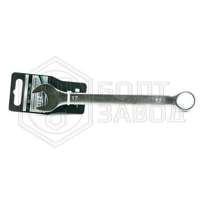 Ключ комбинированный фирмы STELS размером 17 мм