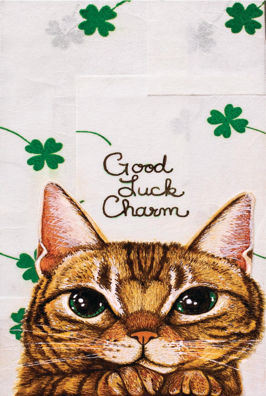 Good Luck Charm - Sticker