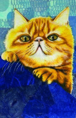 Ginger Kitty, Greeting cards
