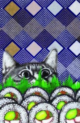 Sushi cat, Greeting cards