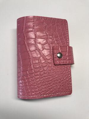 Flamingo Croco Notebook