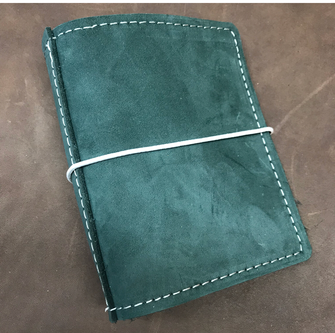 Sale Emerald Planner (Nubuck line)