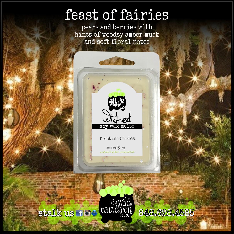 Feast of Fairies Wicked Wax Melts