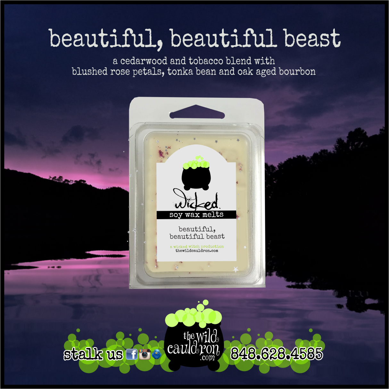 Beautiful, Beautiful Beast Wicked Wax Melts