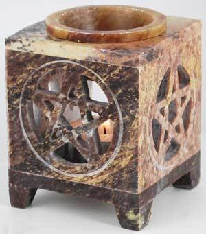 Pentacle Wax & Oil Warmer TWC-OD074