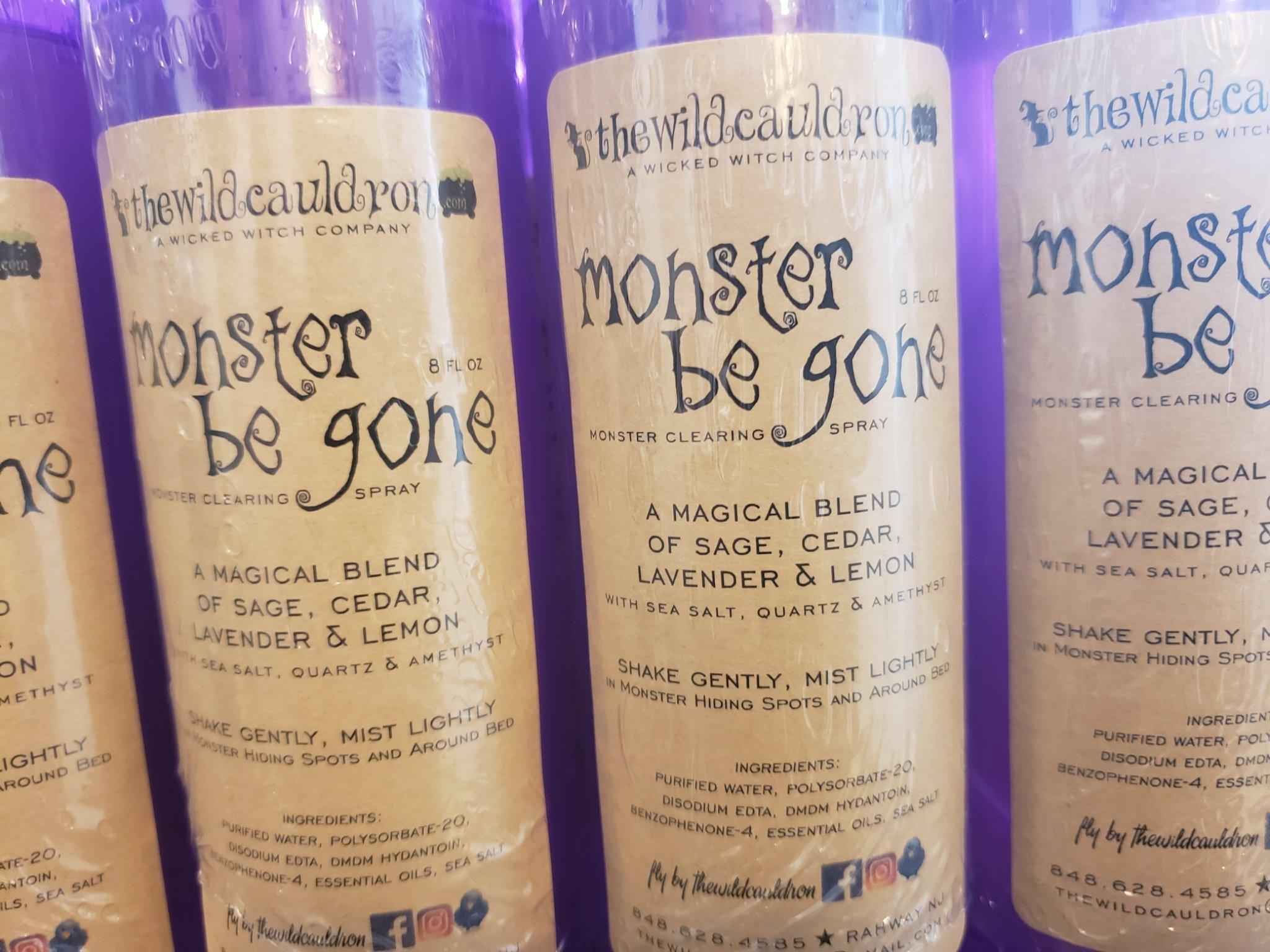 Monster Be Gone Spray MBG8