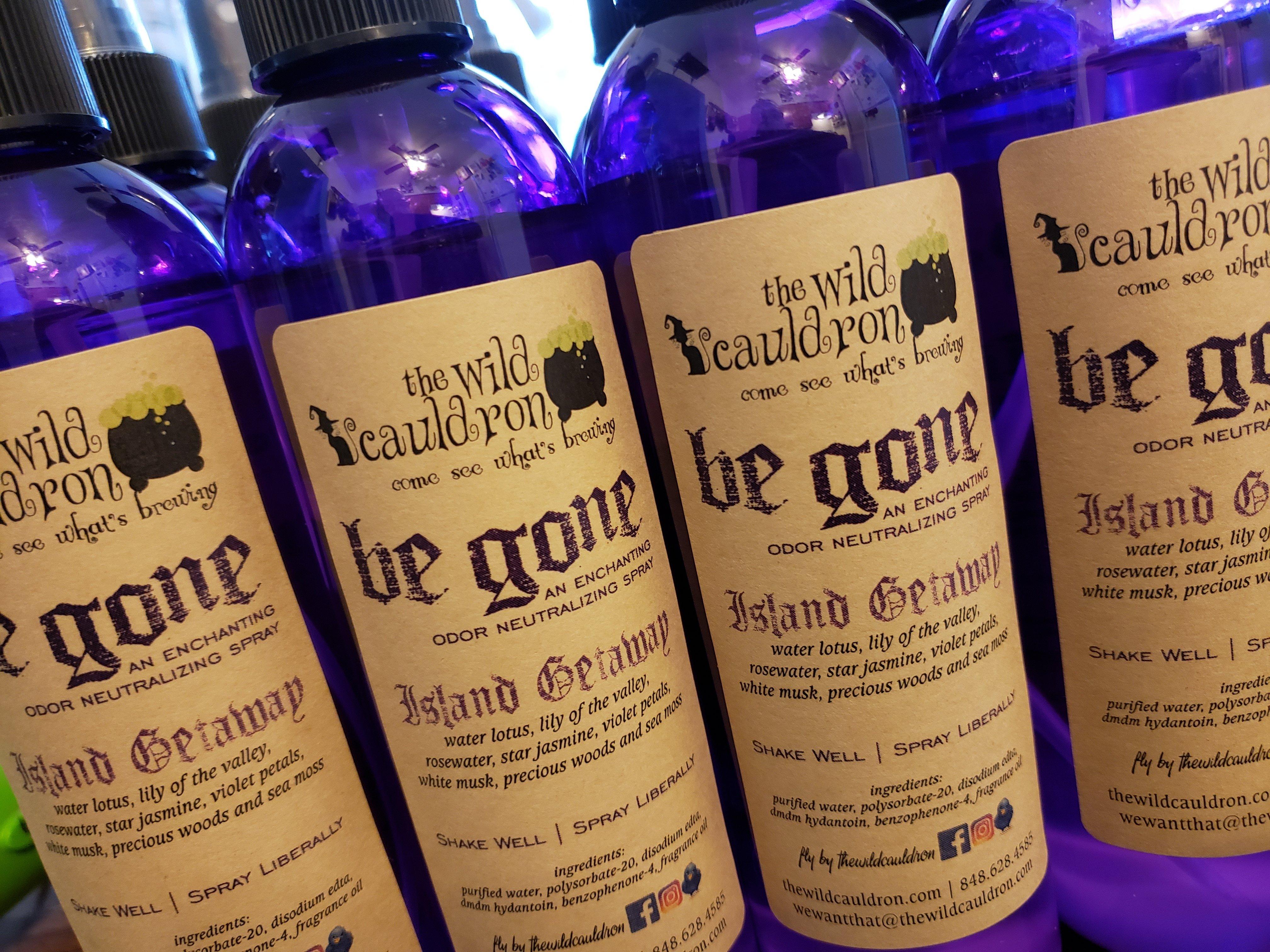 The Beachcomber - Be Gone Odor Neutralizing Spray BGS05