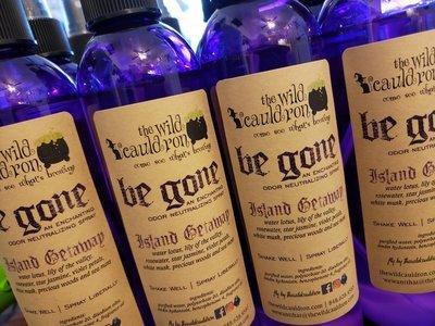 Island Getaway - Be Gone Odor Neutralizing Spray