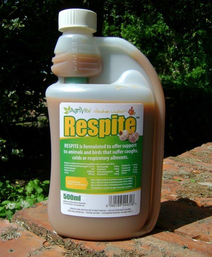 Respite 500ml (For Respiratory Illnesses)