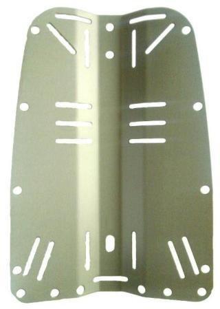 Schienalino Acciaio 3 o 6 mm