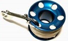 Spool Alluminio anodizzato 15, 30, 45 m