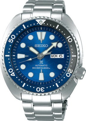 SEIKO Elite Prospex Save the Ocean Turtle -miesten rannekello