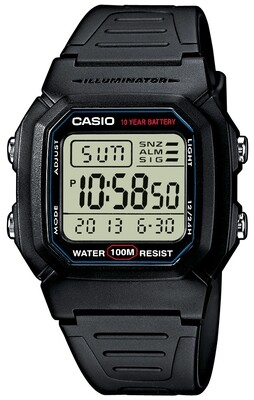 CASIO Digitaalikello -miestenkello