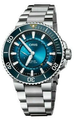 ORIS Great Barrier Reef L. E. lll