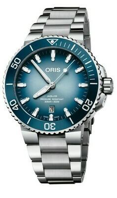 ORIS Baikal Limited Edition -miesten rannekello