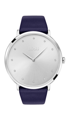 HUGO BOSS Jillian White Dial Watch -naisten rannekello