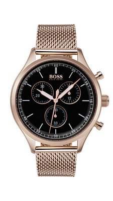 HUGO BOSS BLACK Companion -miesten rannekello