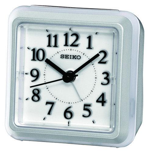 SEIKO herätyskello valkoinen QHE090S
