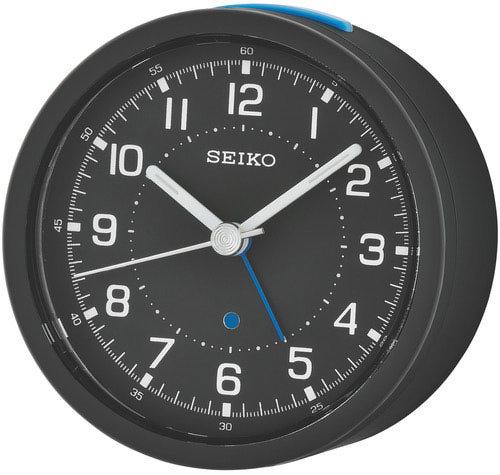 SEIKO herätyskello musta QHE096D