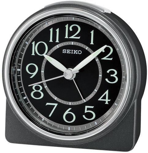 SEIKO herätyskello musta QHE165K
