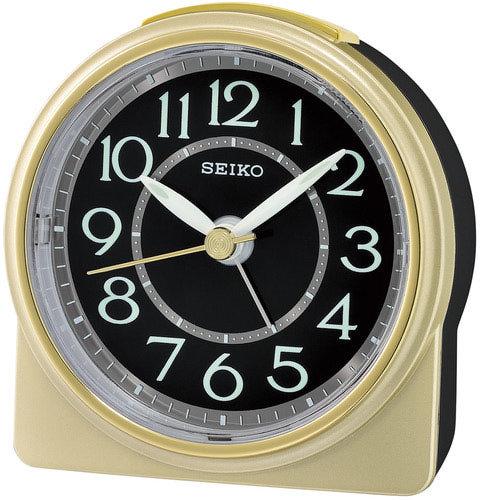 SEIKO herätyskello kultainen QHE165G