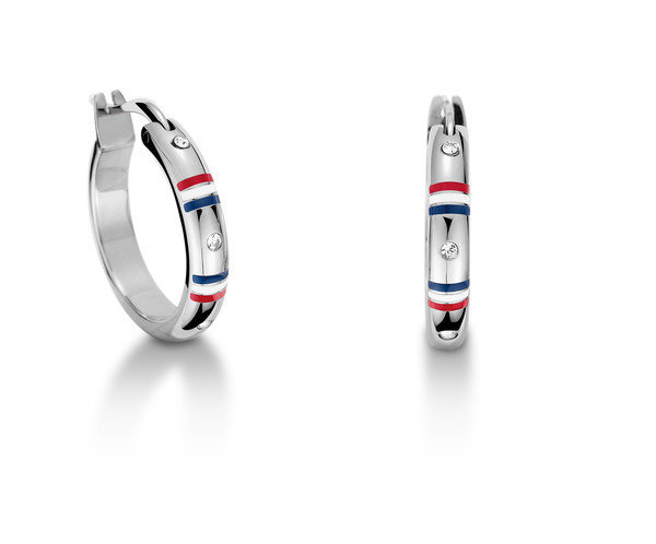 TOMMY HILFIGER Hoop Earrings SS THJ2700811