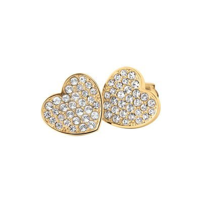 TOMMY HILFIGER Heart Stud Earrings G
