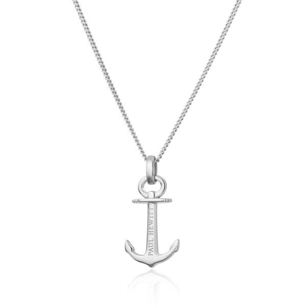 PAUL HEWITT Necklace Anchor Spirit Silver