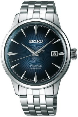 SEIKO Presage Automatic Cocktail Time -miesten rannekello