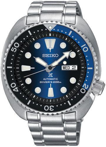 SEIKO Prospex Automatic Diver's Turtle -miesten rannekello SRPC25K1