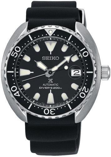 SEIKO Prospex Automatic Diver's Mini Turtle -miesten rannekello SRPC37K1