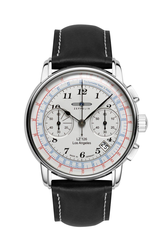 ZEPPELIN  LZ-126 LA Chronograph 6S21 -miesten rannekello