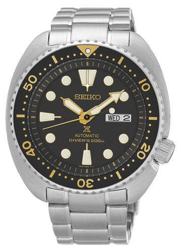 SEIKO Elite Prospex Turtle Automatic -miesten rannekello SRP775K1