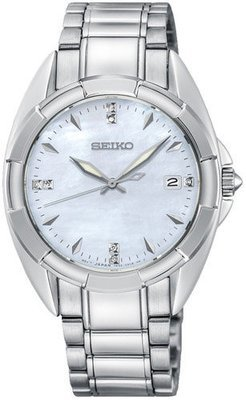 SEIKO Diamonds -naisten rannekello
