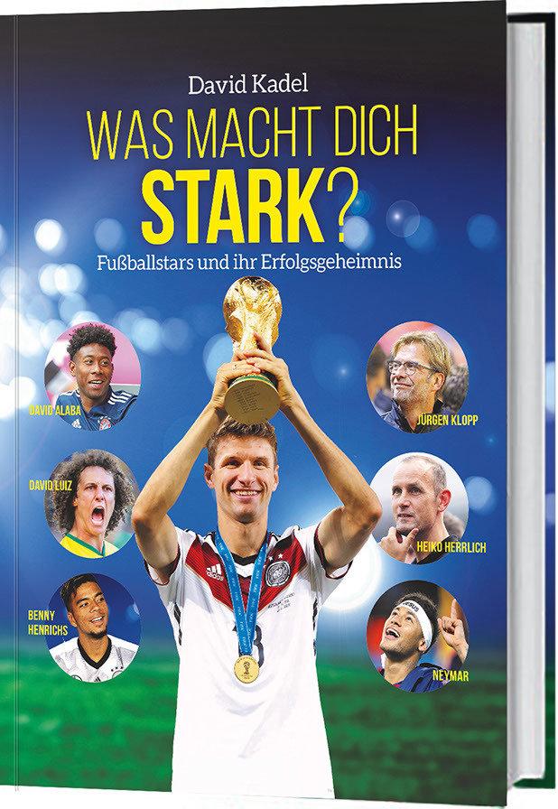 Das neue Motivations-Buch  mit Jürgen Klopp u.v.a.