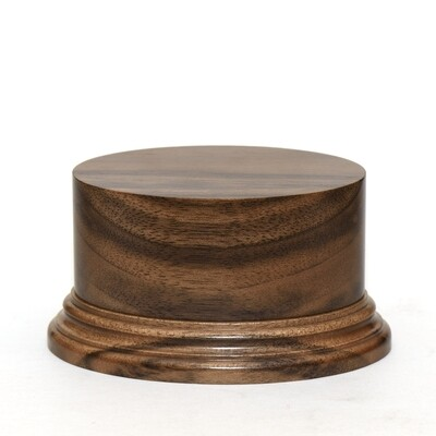 Black Walnut 50-80 h-50 oval