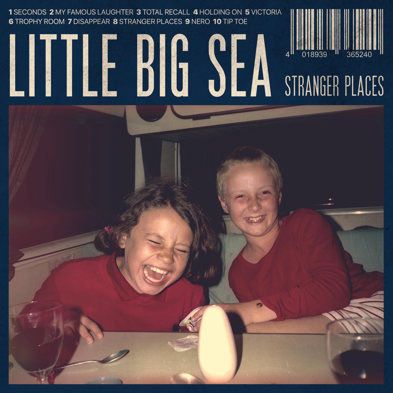 """Little Big Sea """"Stranger Places"""" (CD) INK114CD"""