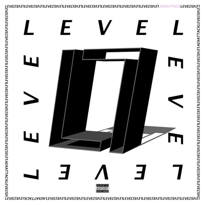 :aexattack - LEVEL 7 LP (PREORDER)