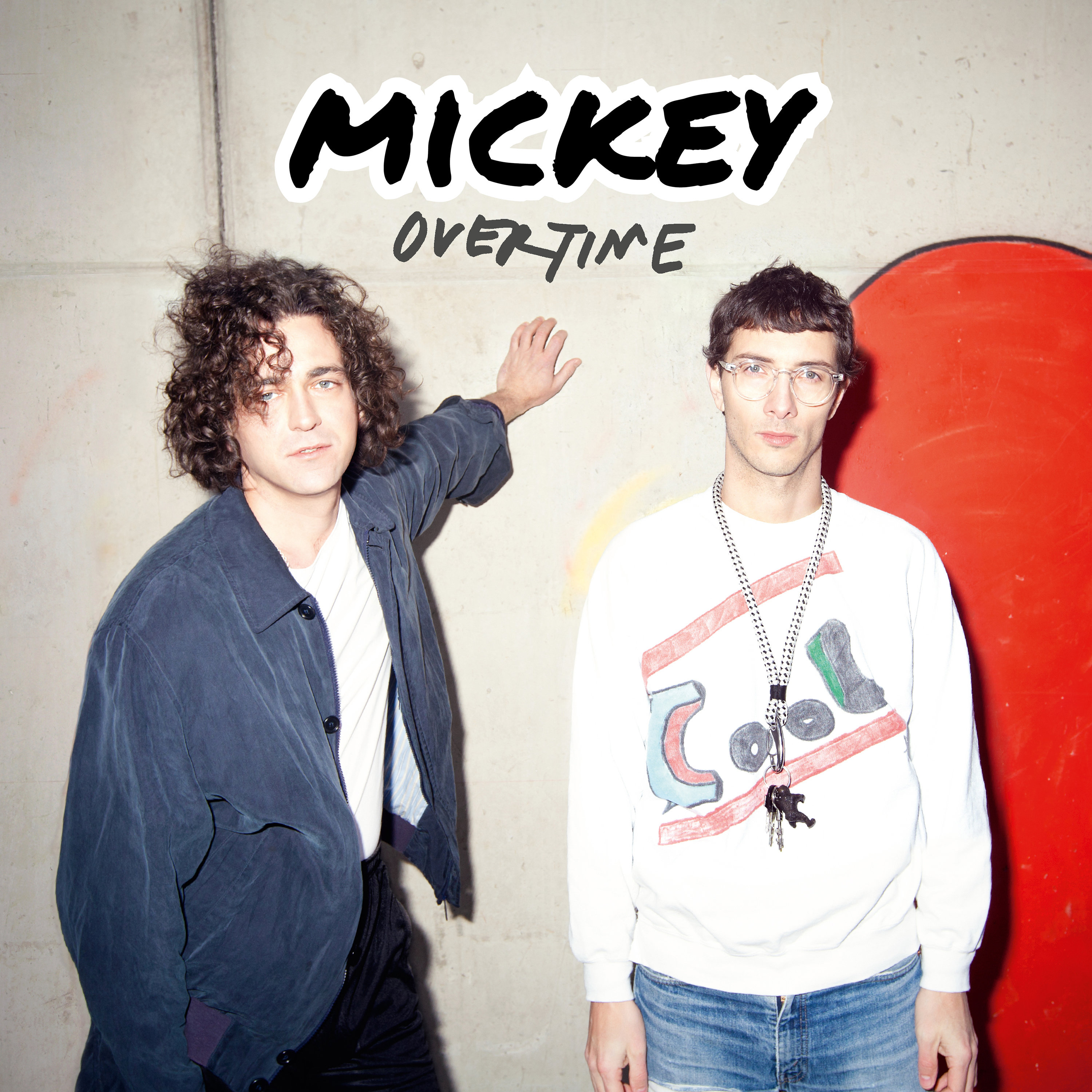 """Mickey: """"Overtime"""" (LP) INK092"""