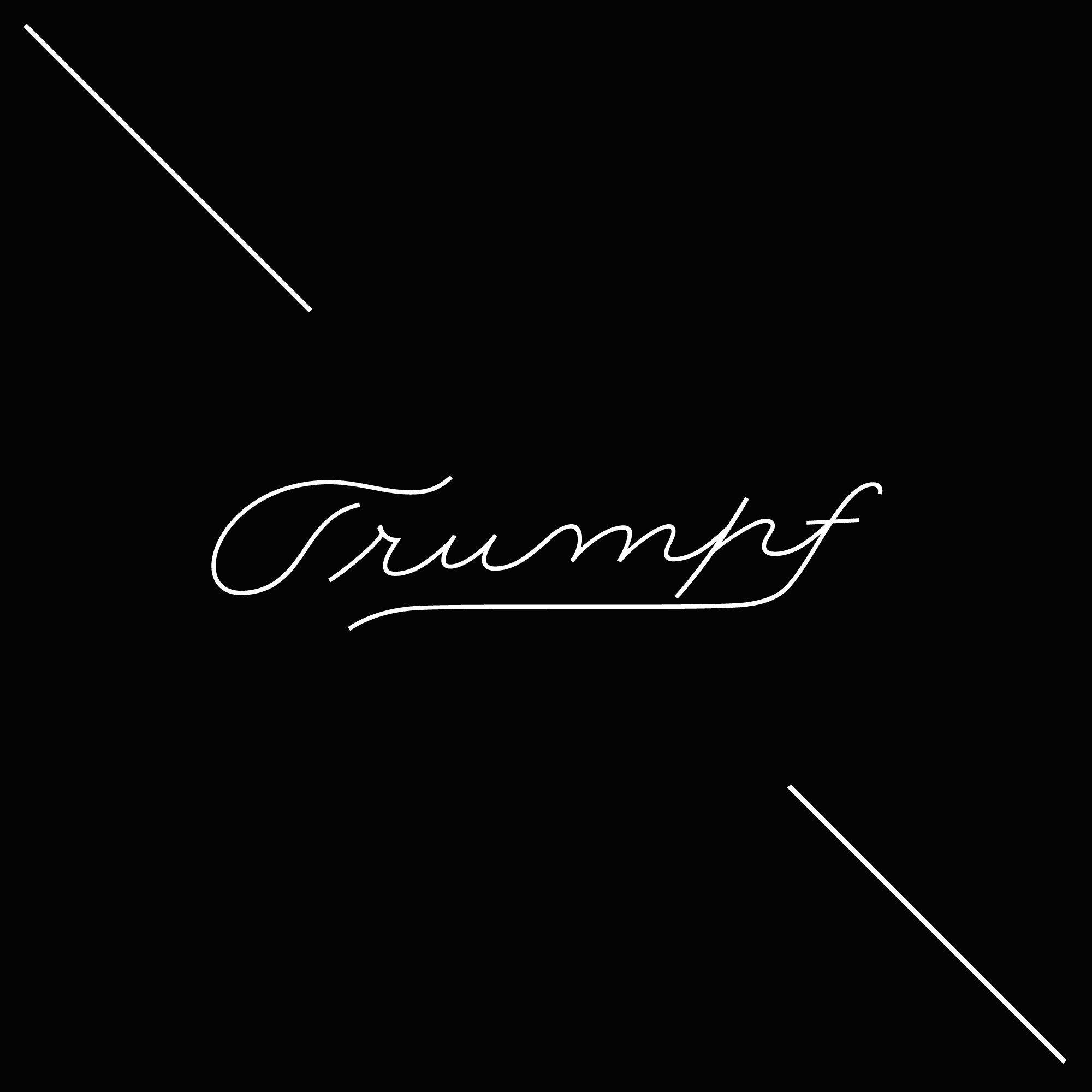 """Garish: """"Trumpf"""" (CD) SWE056"""