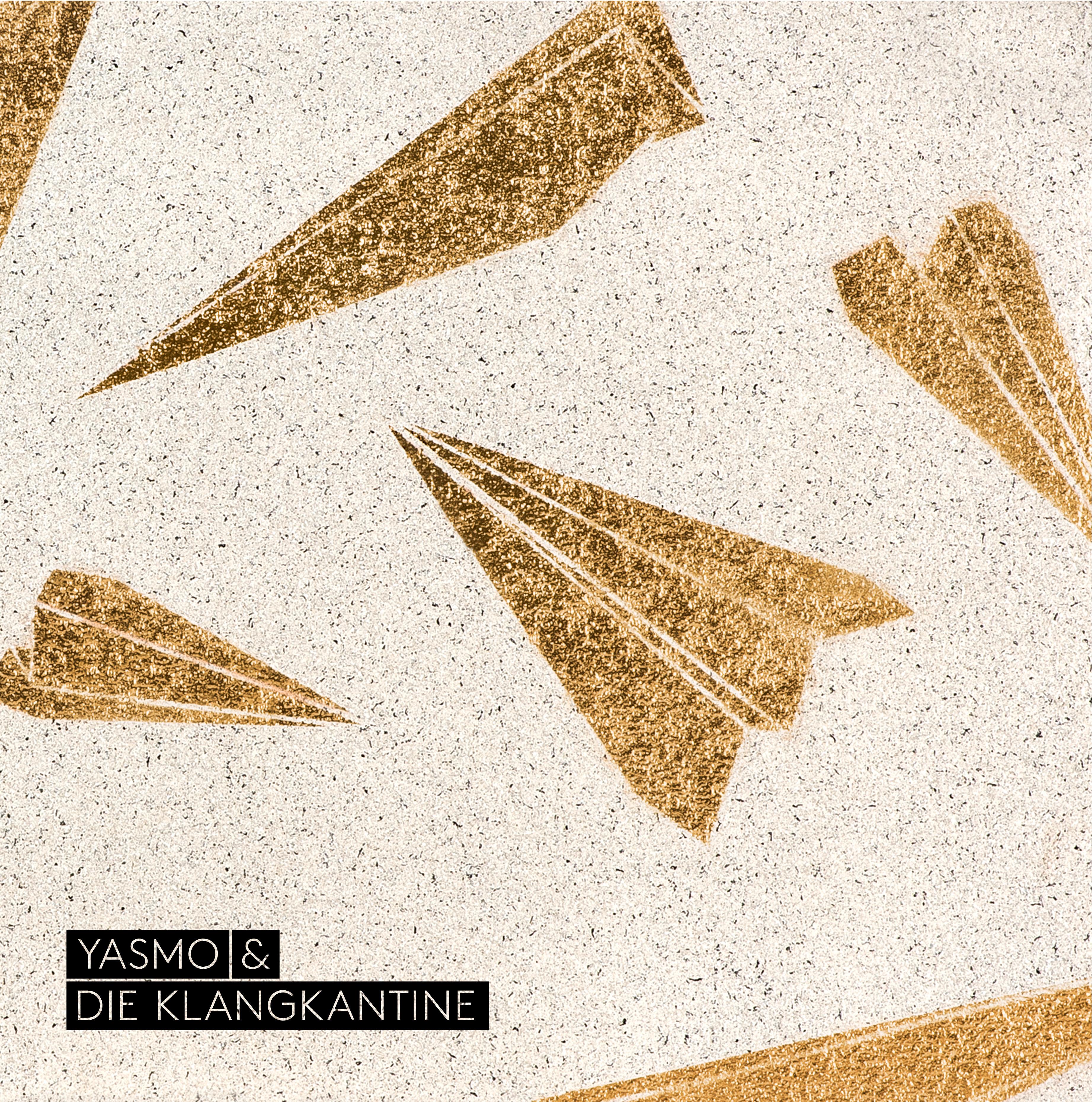 """Yasmo & die Klangkantine: """"Yasmo & die Klangkantine"""" (CD) INK070"""