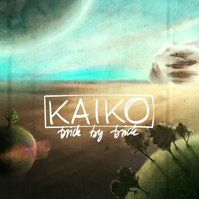 """KAIKO: """"Brick By Brick"""" (CD) INK067CD"""