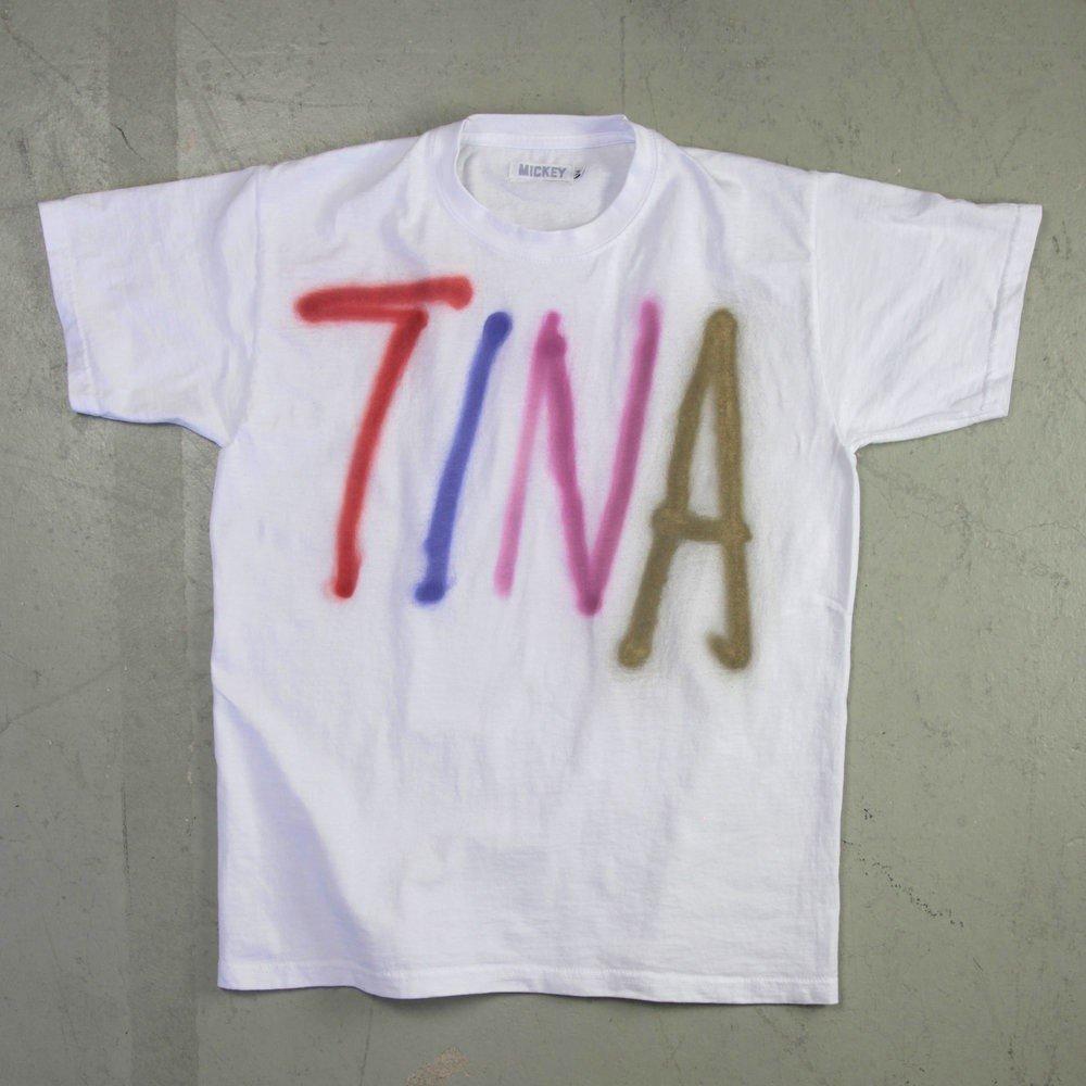 Mickey: Tina Tee MMY-TinaT