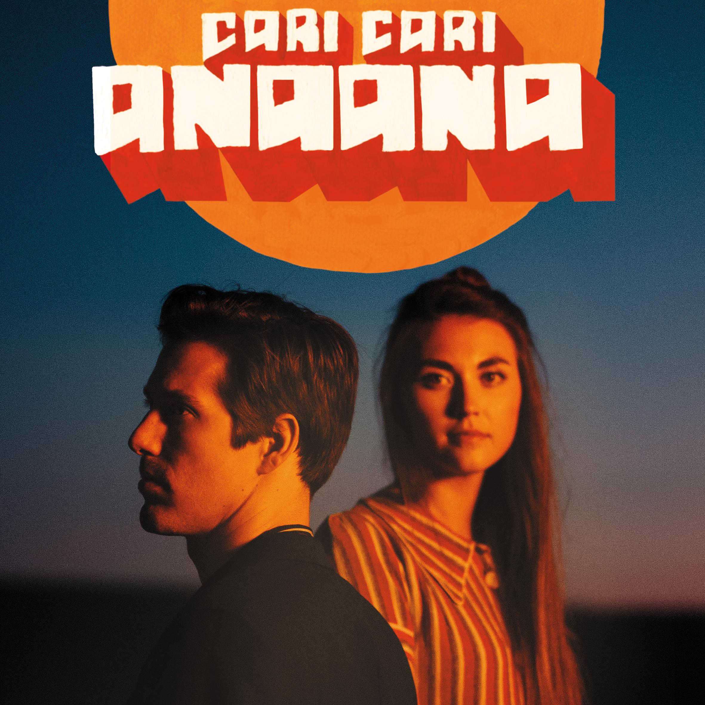 """Cari Cari: """"Anaana"""" (LP) INK104LP"""