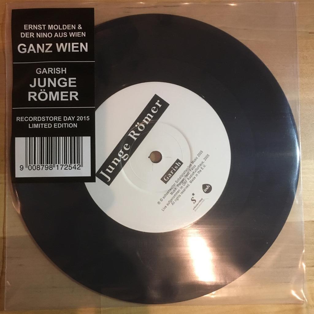 """Garish: """"Junge Römer / Ganz Wien"""" (Single) 00003"""