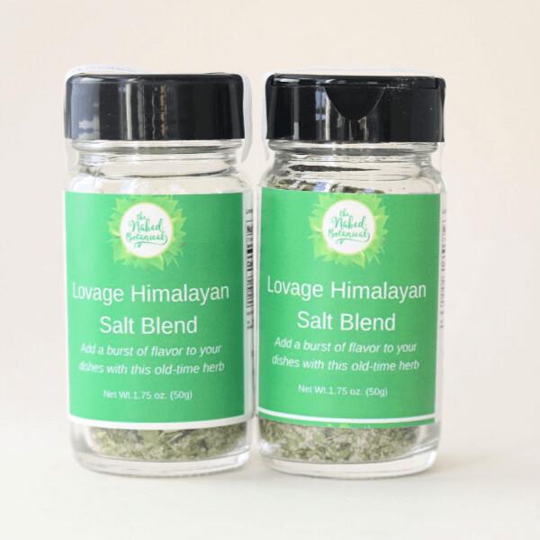 Lovage Salt Blend